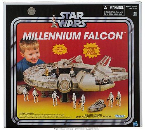 Star Wars 2012 Vintage Millenium Falcon Exclusive (Vintage Imperial Gunner compare prices)
