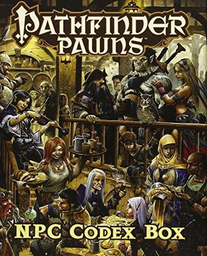 Pathfinder Roleplaying Game: NPC Codex Box by Jason Bulmahn (2013-04-02) (Npc Codex Box compare prices)