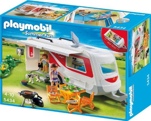 PLAYMOBIL-5434-Familien-Caravan
