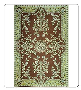 Amazon Outdoor Area Rug or Kitchen Mat 4 X 6 Brown