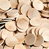 Woodpeckers 100 Wooden Circles 1.5 Inch