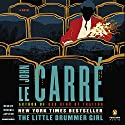 The Little Drummer Girl (       UNABRIDGED) by John le Carré Narrated by Michael Jayston