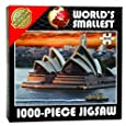 Cheatwell Games World's Smallest 1000-Piece Jigsaw Sydney Opera House