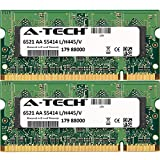 4GB KIT (2 x 2GB) For Toshiba Toshi