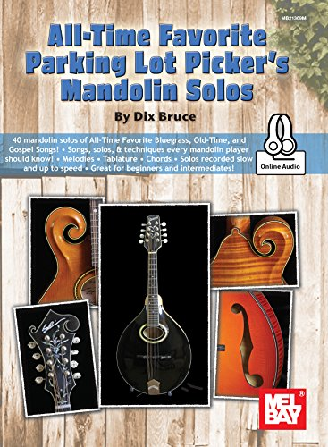 all-time-favorite-parking-lot-pickers-mandolin-solos-english-edition