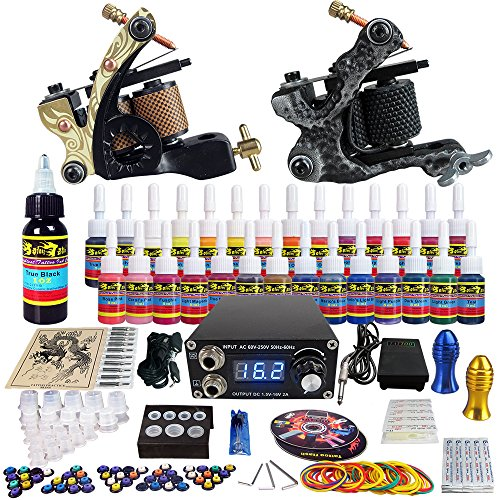 Tattoo supplies shopswell for Pirate face grinder tattoo kit
