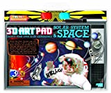 4M Solar System and Space 3D Art Pad