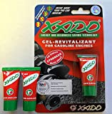 XADO Gel-revitalizant for gasoline engines (3-tube package deal)