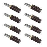 Skyoo 8-Pack Vacuum Motor Carbon Brush for Ametek Lamb 2311480, 333261, 33326-1