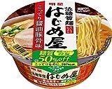 明星 低糖質麺 はじめ屋 糖質50%オフ こってり醤油豚骨味 84g×12個 ×3セット