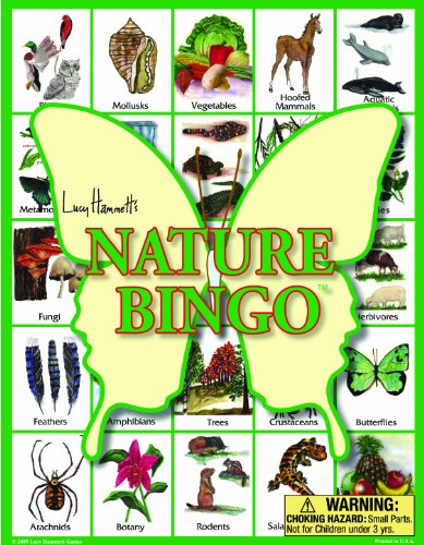Image of Nature Bingo Board Game