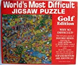 World's Most Difficult Jigsaw Puzzle Golf Edition