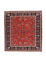 L'Eden del Tappeto Alfombra Yazd Rojo / Multicolor 242  x  224 cm