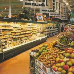 世界のフードショップ―アップスケール・スーパーマーケットとフードショップ (Shop design series)