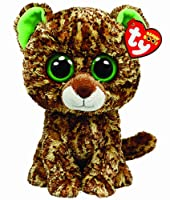 Ty Beanie Boos Speckles Plush - Leopard from Ty Beanie Boos
