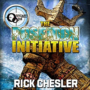OUTCAST Ops: The Poseidon Initiative Audiobook