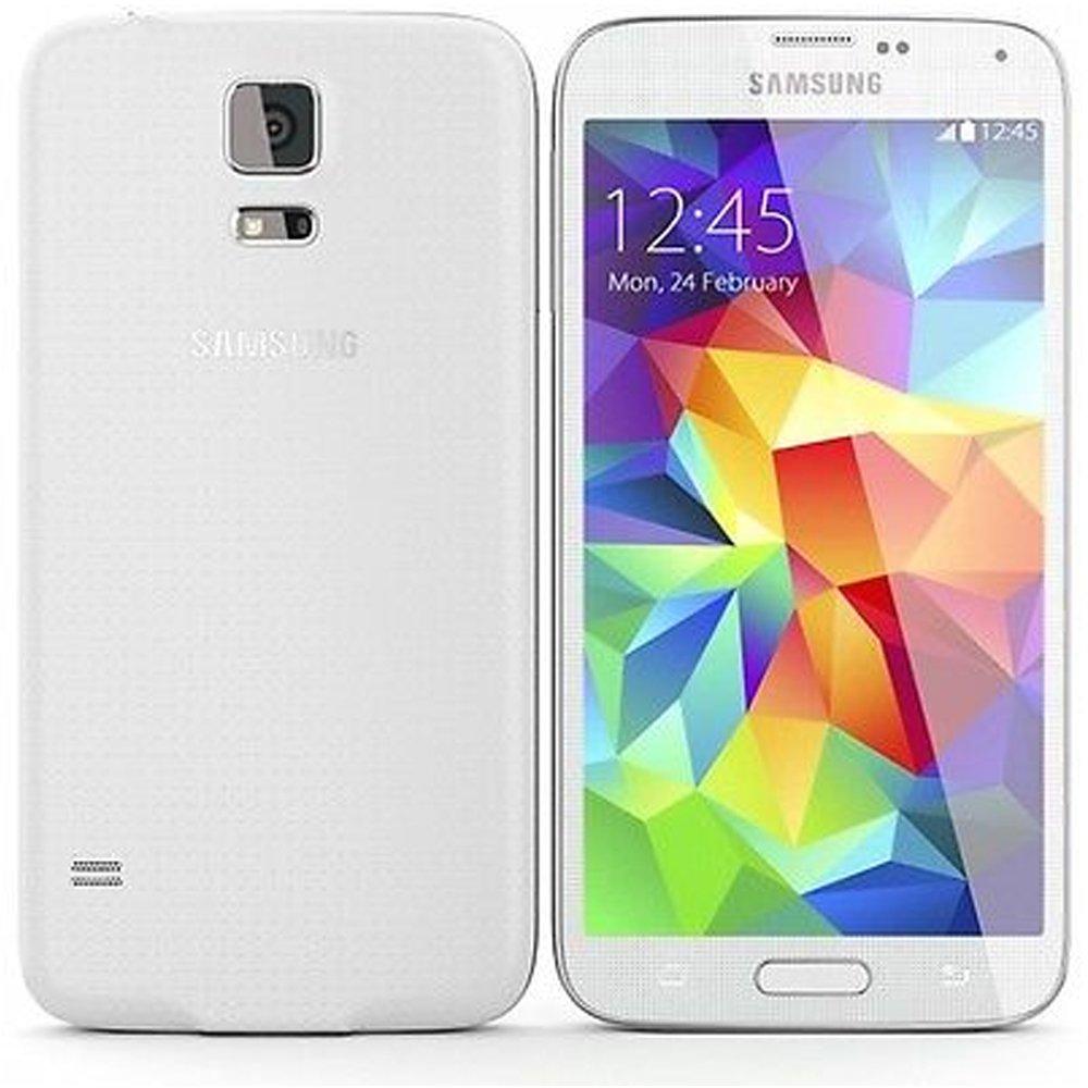 Samsung SM-G900V - Galaxy S5 - 16GB Android Smartphone - White - Unlocked Verizon (Certified Refurbished)