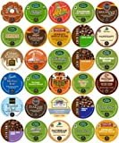 Brewing Something Good, K-Cup Gift Sampler, 30-Count Coffee Only Variety, Single-Cup Portion Pack for Keurig K-Cup Brewers, Packaged in Brewing Something Good Gift Box