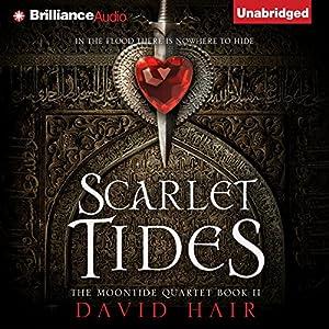 Scarlet Tides | Livre audio