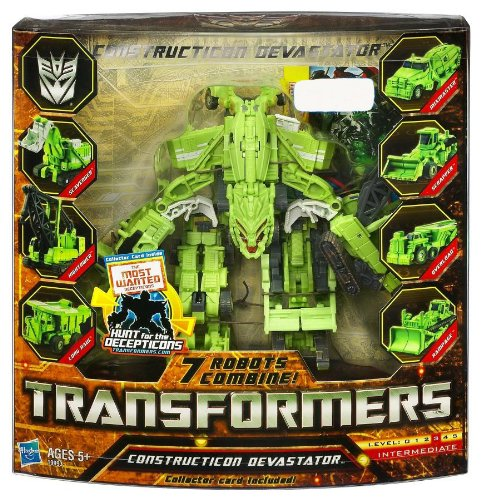 Transformers Hunt For The Decepticons Exclusive Action