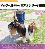 ドッグヘルパー リアオンリー L ペット用歩行補助器具 大切なパートナーの歩行をサポート