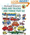 Richard Scarry's Cars and Trucks and Things That Go (Richard Scarry)