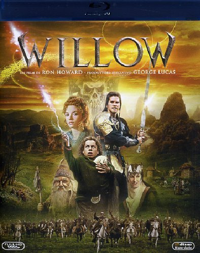 Willow [Blu-ray] [IT Import]