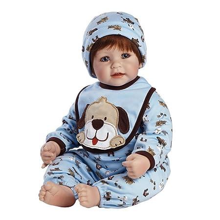 toizz 202092851cm Adora Temps pour enfant bébé Woof Poupée