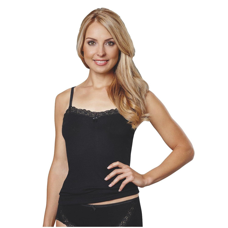 Conta Damen Trägerhemd Doppelripp supersoft 3er Pack online bestellen