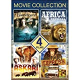 4-Movie Adventure Collection: Blackbeard / Africa Express / Safari Express / Askari