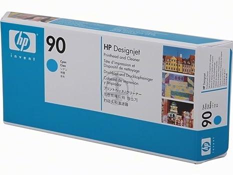 HP - Hewlett Packard DesignJet 4520 HD (90 / C 5055 A) - original - Printhead cyan - 400ml