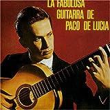Fabulosa Guitarra de Paco de Lucia