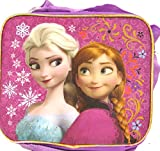 Disney Frozen Princess Elsa & Anna Lunch Box Bag Kit