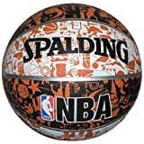 SPALDING(スポルディング) バスケットボール Graffiti(グラフィティ) 7号球 73-722Z