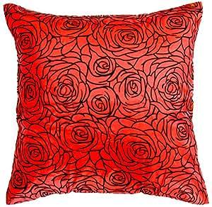 Buy Avarada Rose Throw Pillow Cover Decorative Sofa Couch