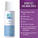 PFB Vanish Razor Bump Stopper Skin Care Treatment with Chromabright Dark Spot Remover, Roll On Formula Treats Ingrown Hairs and Razor Burns - 93g (Tamaño: Chromabright)