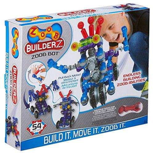 ZOOB BuilderZ ZOOB Bot (Zoob Building Set compare prices)