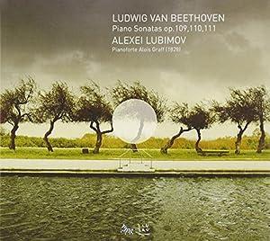 Beethoven: Piano Sonatas Op 109, 110 & 111