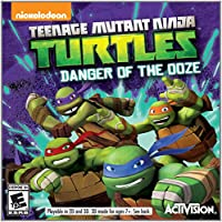 Teenage Mutant Ninja Turtles: Danger of the OOZE - Nintendo 3DS from Activision Inc.