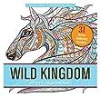Wild Kingdom Studio Series Artist\'s Coloring Book