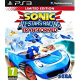 Sonic & All Stars Racing Transformed Limited Edition