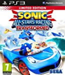 Sonic & All Stars Racing Transformed:...