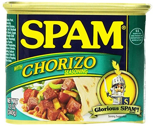 Spam with Chorizo Seasoning 12 oz
