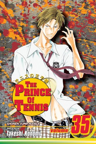 The Prince of Tennis, Manga Vol. 35