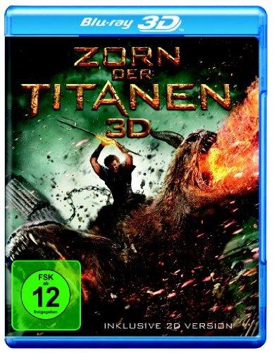Zorn der Titanen (+ Blu-ray)