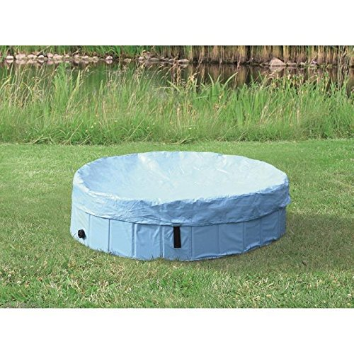 Trixie protezione per piscina, 80 cm, per articolo 39481-Celeste, per cani