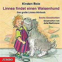 Linnea findet einen Waisenhund Hörbuch von Kirsten Boie Gesprochen von: Julia Nachtmann
