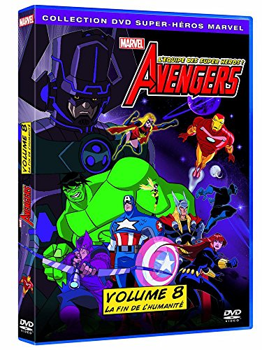 Avengers : L'equipe Des Super Heros ! - Volume 8 - La Fin De L'humanite
