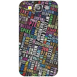 Samsung Galaxy S3 classy Phone Cover - Matte Finish Phone Cover