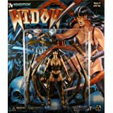WIDOW * GOLD VARIANT * Avatar Press 6� Inch RENDITION 1998 Action Figure ~ Rendition